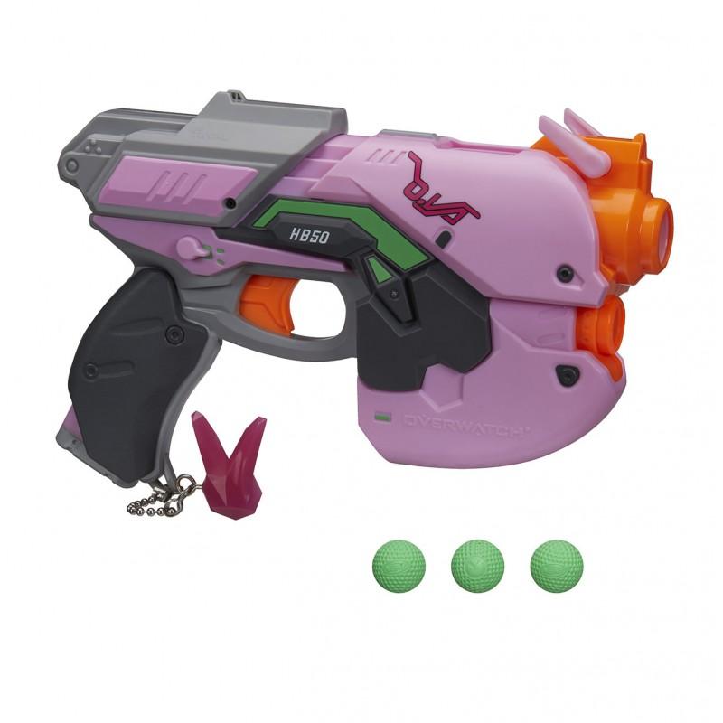 image du jeu Nerf Rival - Overwatch - D.Va - Exclusivité Micromania-Zing sur AUTRES