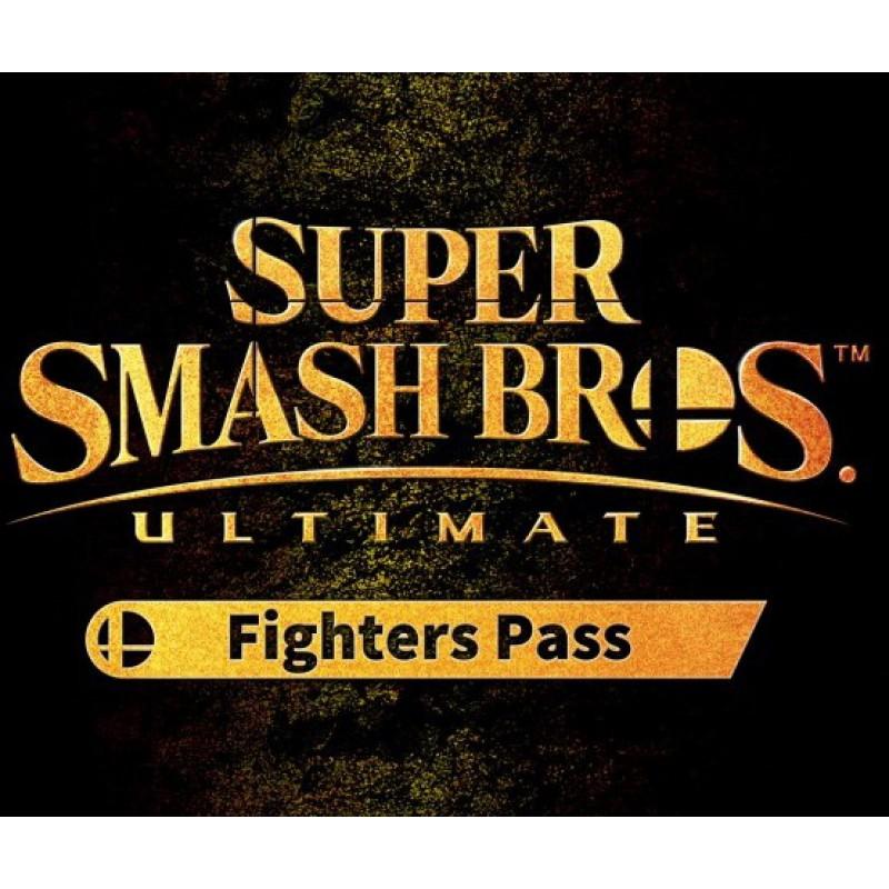 image du jeu Super Smash Bros. Ultimate - DLC : Fighters Pass - Version digitale sur SWITCH