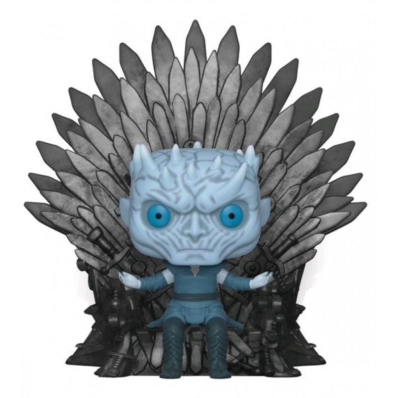 image du jeu Figurine Toy Pop N°74 - Game of Thrones S10 - Night King assis sur le trône sur AUTRES