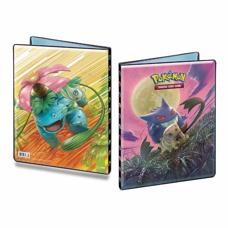 image du jeu Cahier range cartes - Pokémon - Soleil et Lune 9 - 252 cartes sur AUTRES