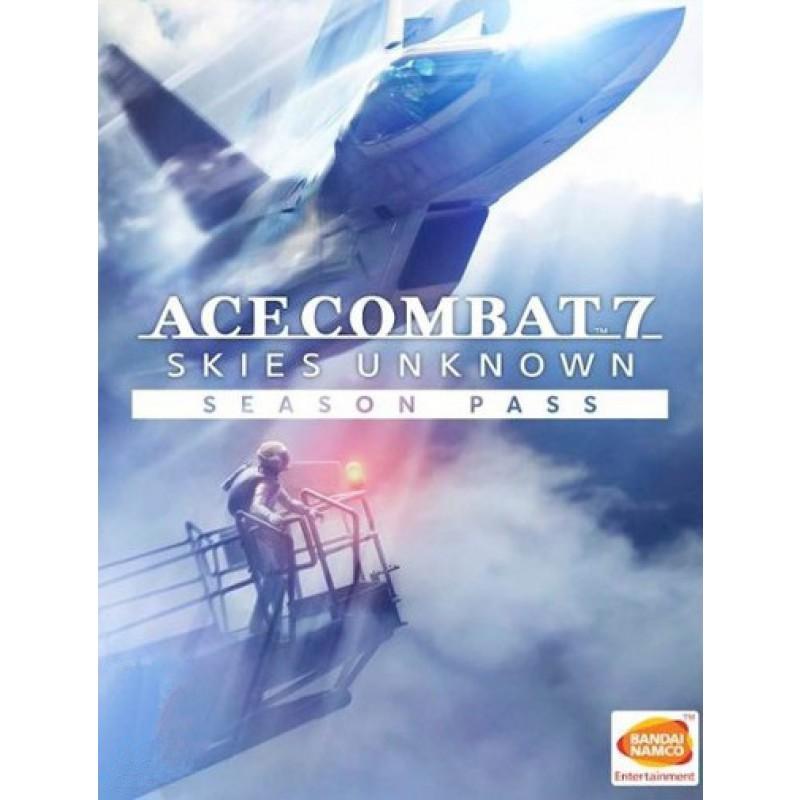 image du jeu Ace Combat 7 Skies Unknown - Season Pass - Version digitale sur PS4