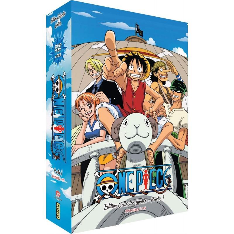 image du jeu One Piece Partie 1 Edition Limitée Collector sur VIDEO