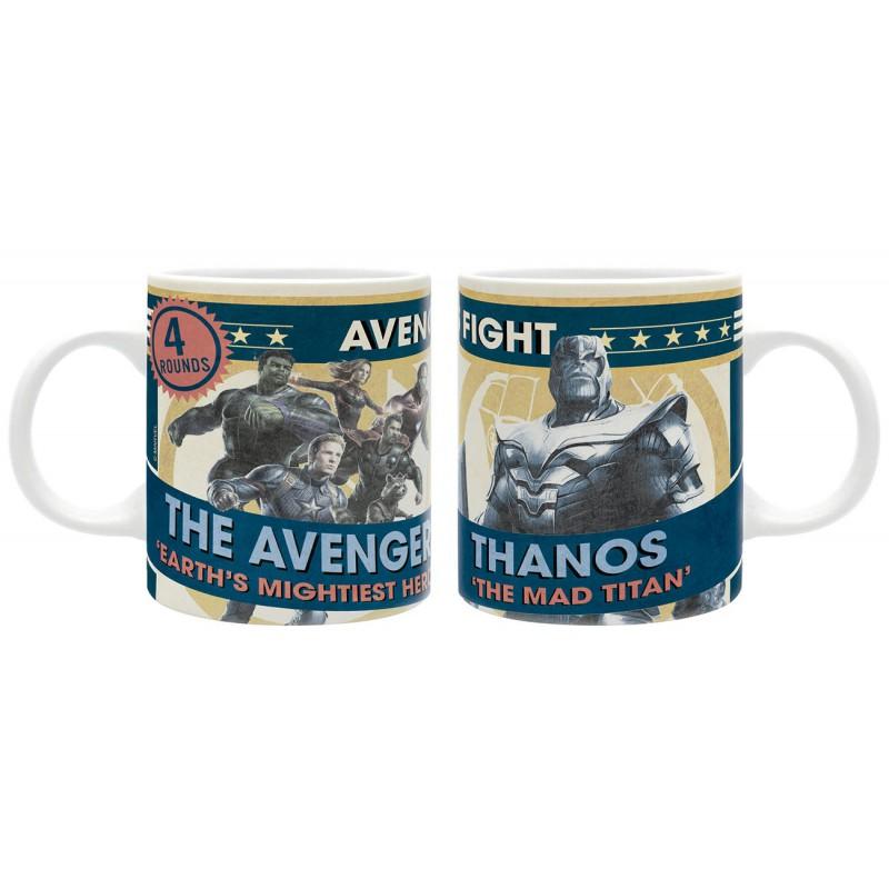 image du jeu Mug - Marvel - Avengers vs Thanos 320 ml - Exclusivité Micromania-Zing sur AUTRES
