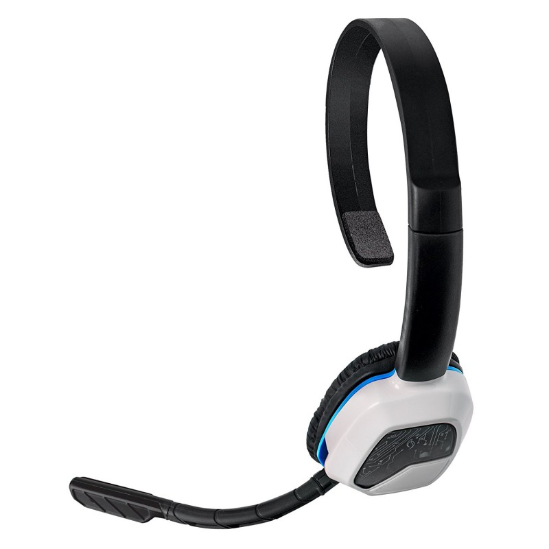 Casque Mono Afterglow Lvl1 Blanc Ps4 Ps4