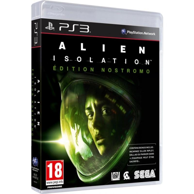 image du jeu Alien Isolation - Edition Nostromo sur PS3