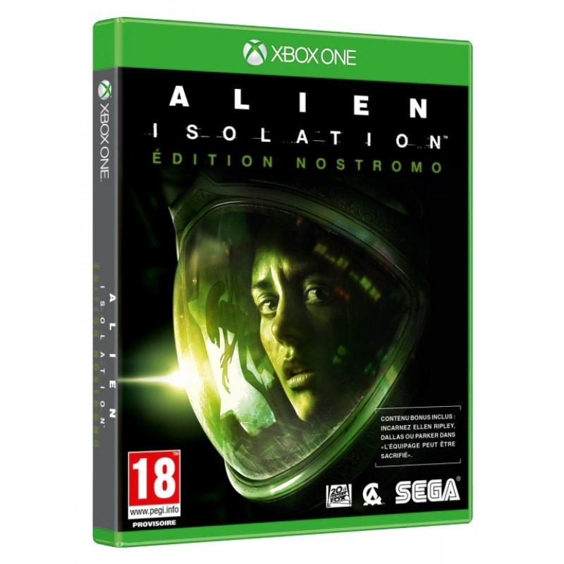 image du jeu Alien Isolation - Edition Nostromo sur XBOX ONE