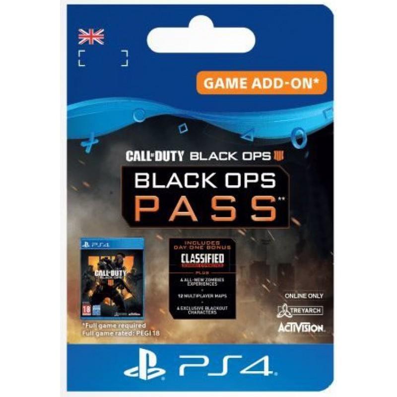 image du jeu Call of Duty Black Ops IIII - Season Pass - Version digitale sur PS4