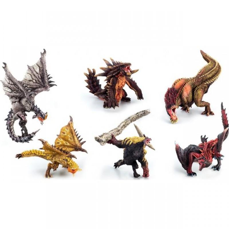 image du jeu Figurine Monster Hunter sur AUTRES