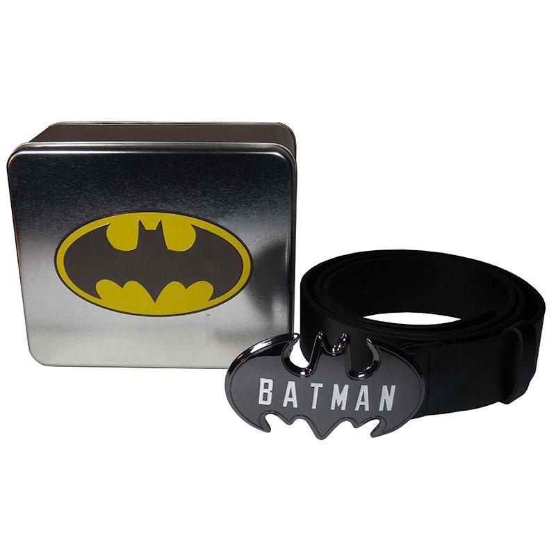 CEINTURE - BATMAN - Boîte Aluminium Logo Batman - DIVERS 44f96df7d93