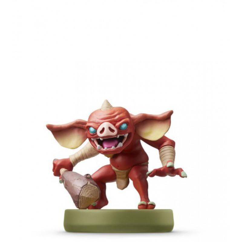 image du jeu Figurine Amiibo Zelda Bokoblin sur AUTRES