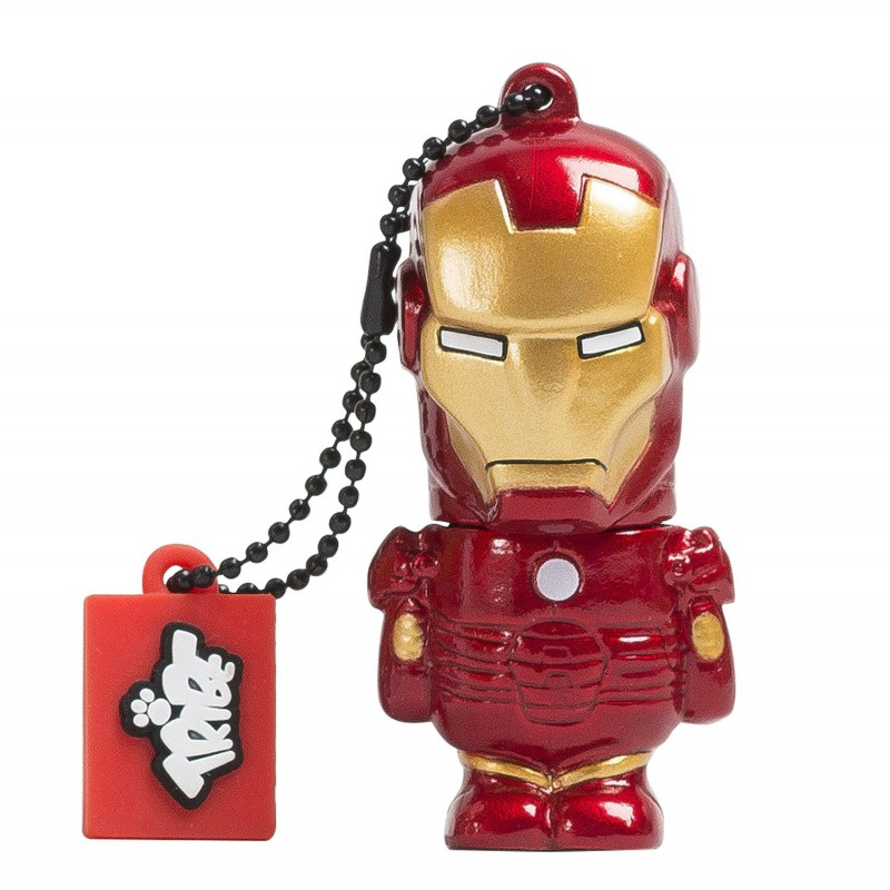 image du jeu Clé USB Tribe - Marvel - 16 Go Iron Man sur AUTRES