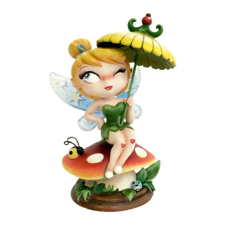 image du jeu Statuette - Le Monde de Miss Mindy - La Fée Clochette sur AUTRES