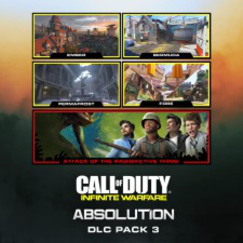 image du jeu Dlc 3 Call Of Duty Infinite Warfare Absolution Ps4 sur PS4