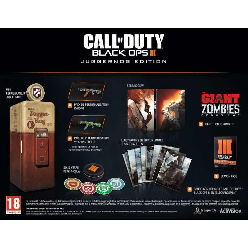 Image Du Jeu Call Of Duty Black Ops III