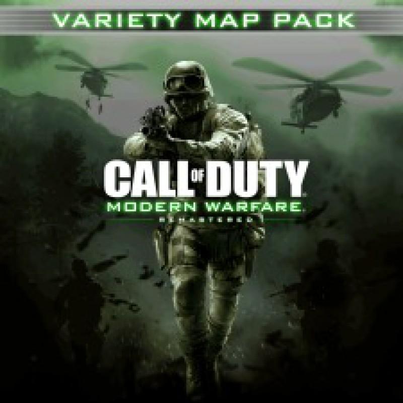 image du jeu DLC - Call of Duty Modern Warfare Remastered Variety Pack sur PS4