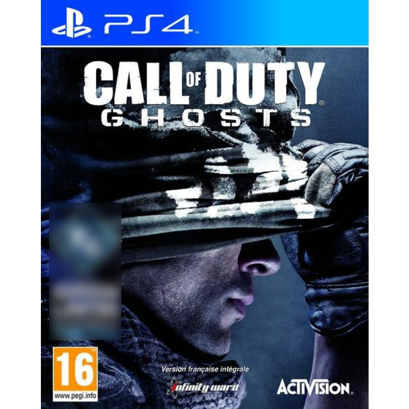 image du jeu Call Of Duty : Ghosts sur PS4