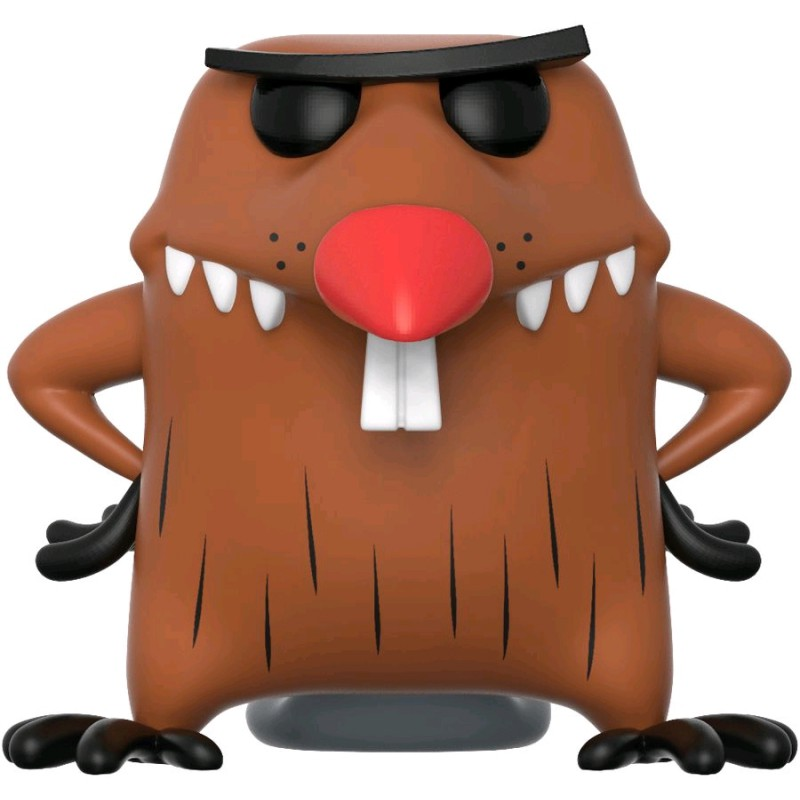 image du jeu Figurine Funko Pop! N°323 - 90's Nickelodeon - Dagget sur AUTRES
