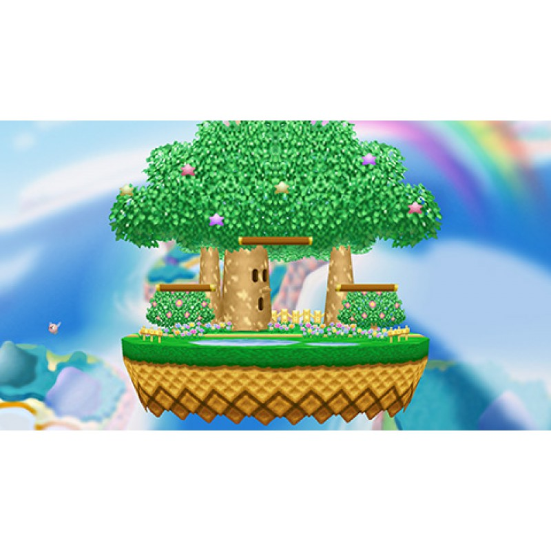 image du jeu DLC - Super Smash Bros. Stage Dreamland  sur 3DS