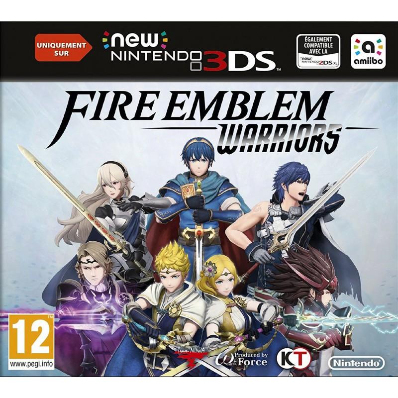 image du jeu Fire Emblem Warriors (only New DS) sur 3DS