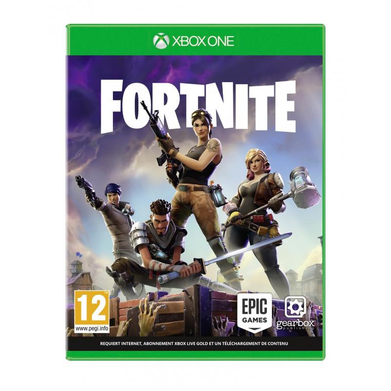 Fortnite Exclusivite Micromania Sur Xbox One Tous Les Jeux Video