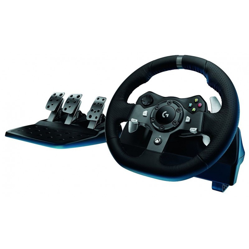 image du jeu Volant G920 Driving Force Xbox One/PC sur XBOX ONE