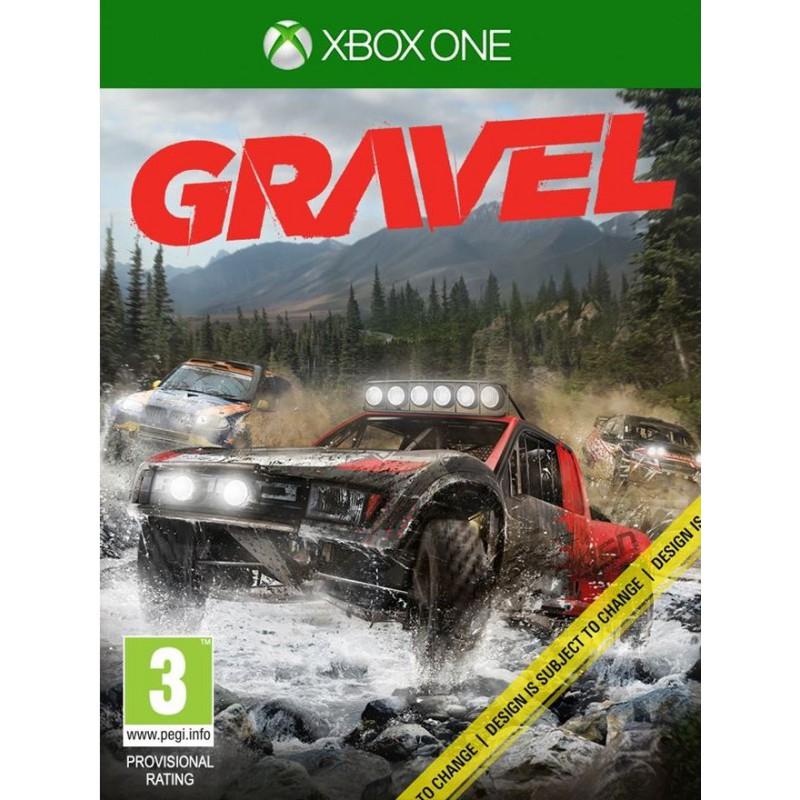 image du jeu Gravel sur XBOX ONE