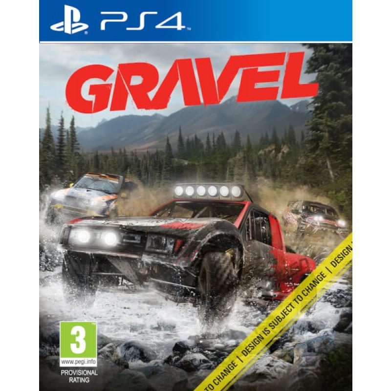 image du jeu Gravel sur PS4