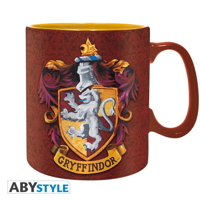image du jeu Mug 460 ml - Harry Potter - Gryffondor sur AUTRES