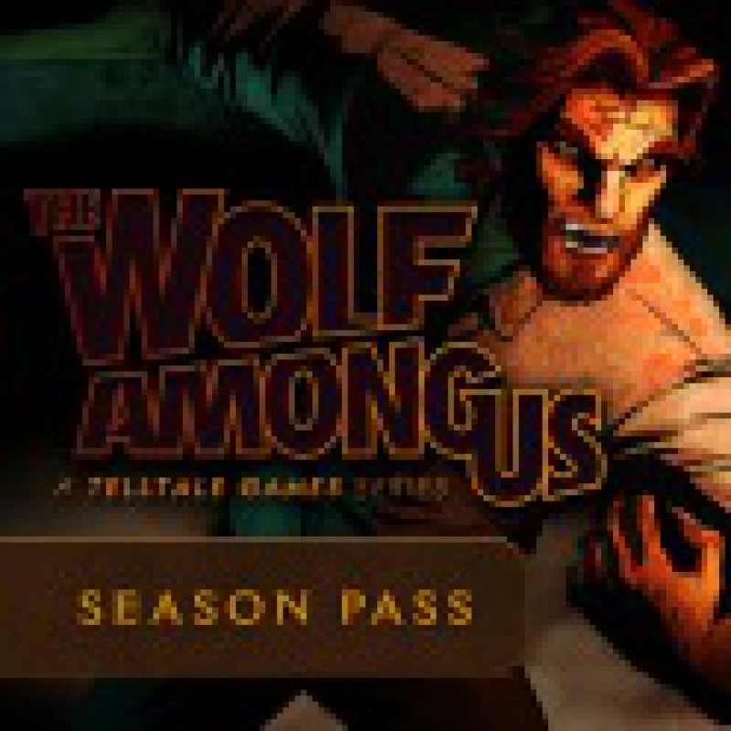 image du jeu Season Pass The Wolf Among Us sur PS3