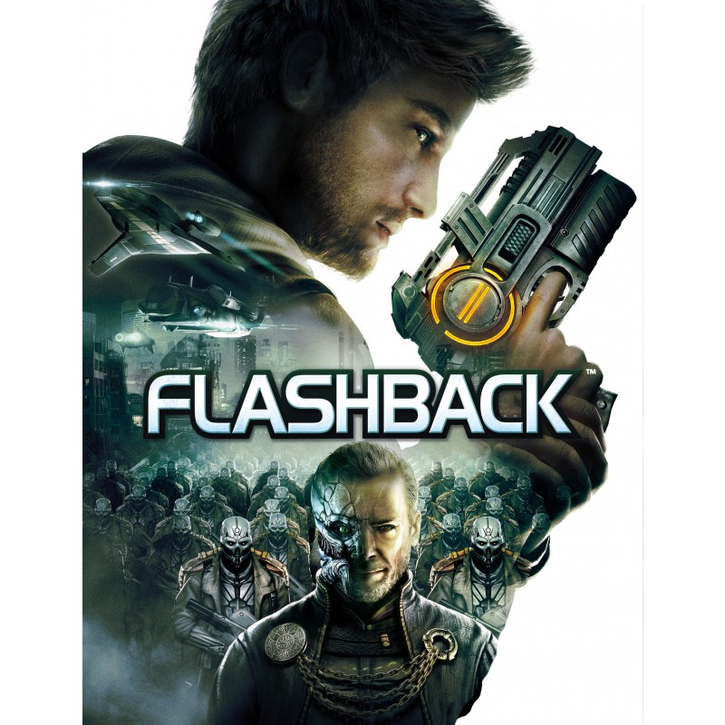 image du jeu Flashback - Jeu complet - Version digitale sur PS3