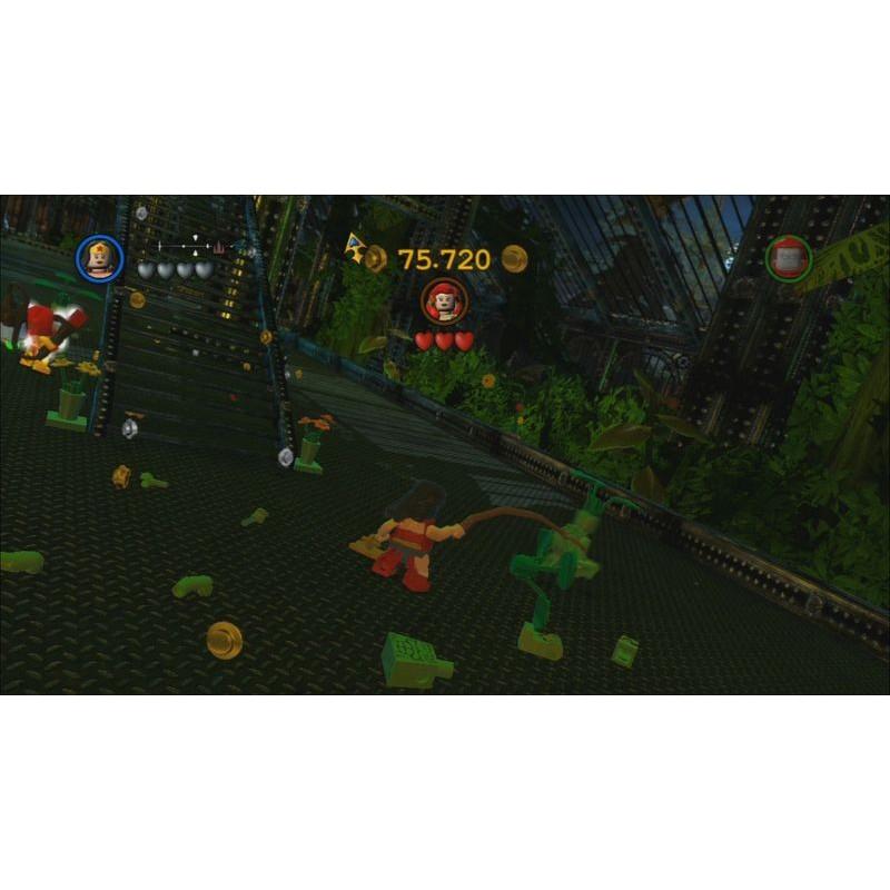 Lego Batman 2Dc UTous Les U Jeux Super Wii Vidéo Sur Heroes srtQdh