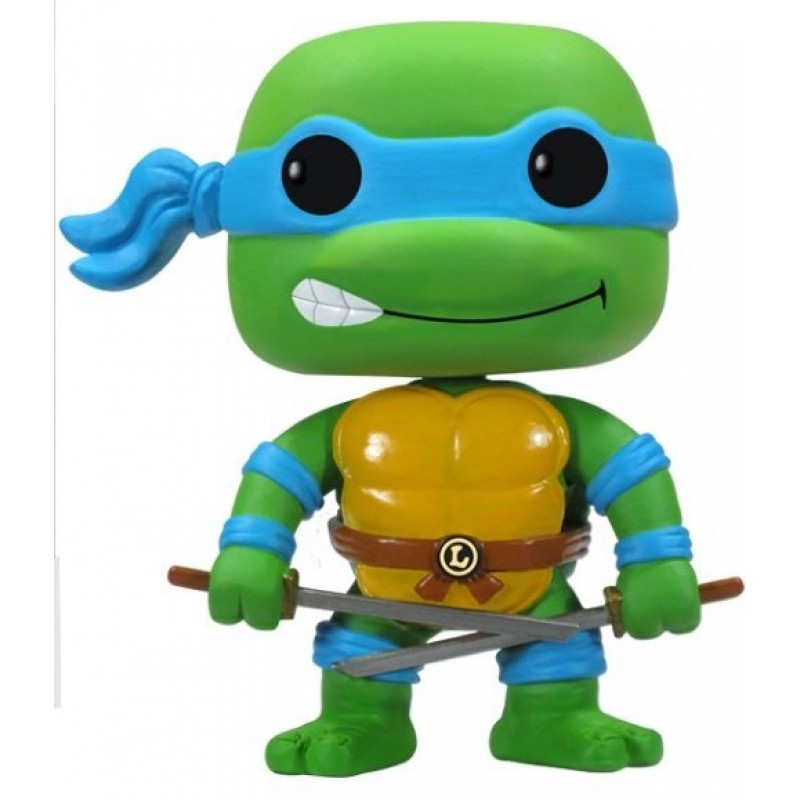 Figurine Toy Pop 63 Leonardo Pop Divers