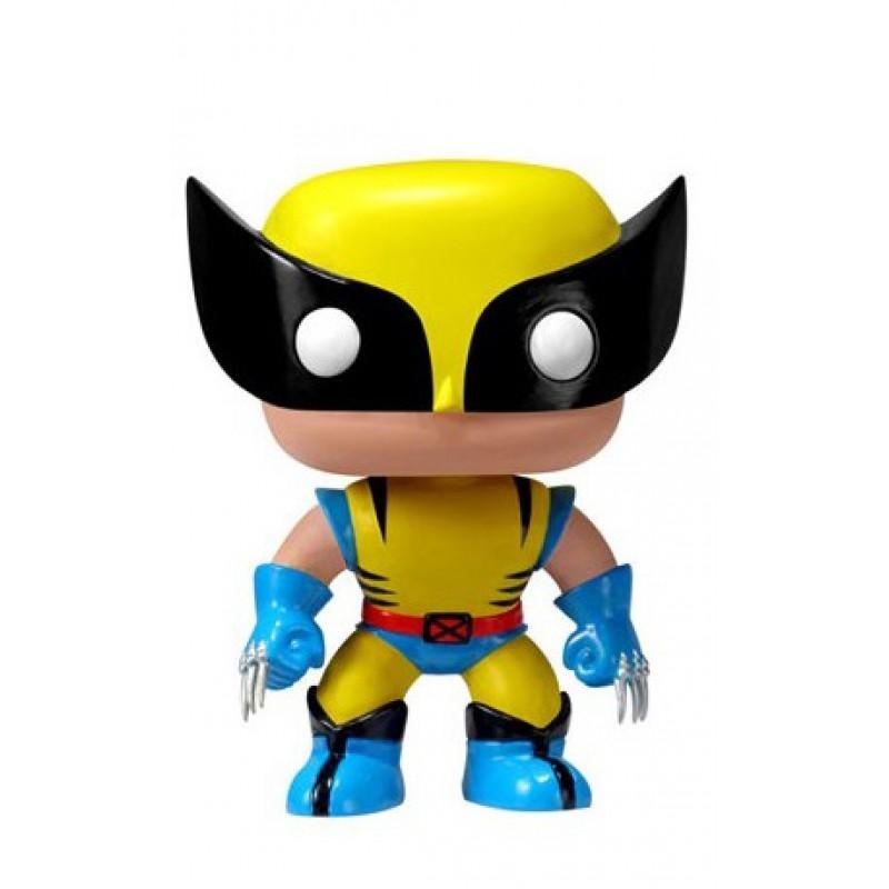 image du jeu Figurine Toy Pop N°05 - Wolverine sur AUTRES