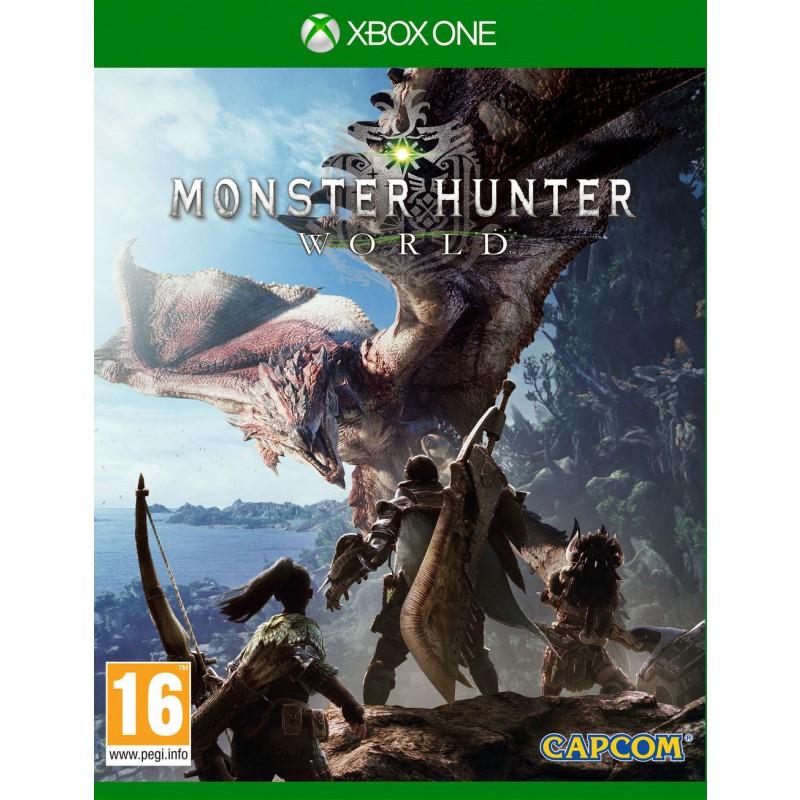 image du jeu Monster Hunter World - Jeu complet - Version digitale sur XBOX ONE