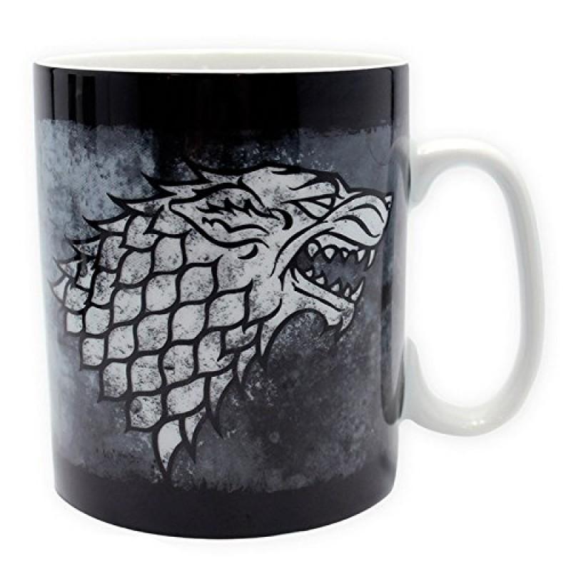 image du jeu Mug - Game Of Thrones - Stark 460 Ml sur AUTRES