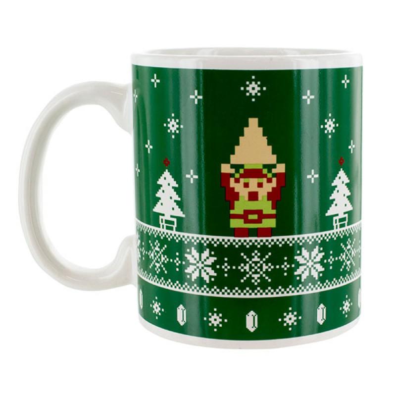 image du jeu Mug - Zelda - Paladone Noël - Exclusif Micromania - GameStop sur AUTRES