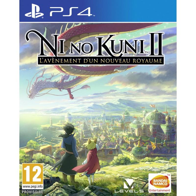 image du jeu Ni No Kuni L'avènement D'un Royaume sur PS4