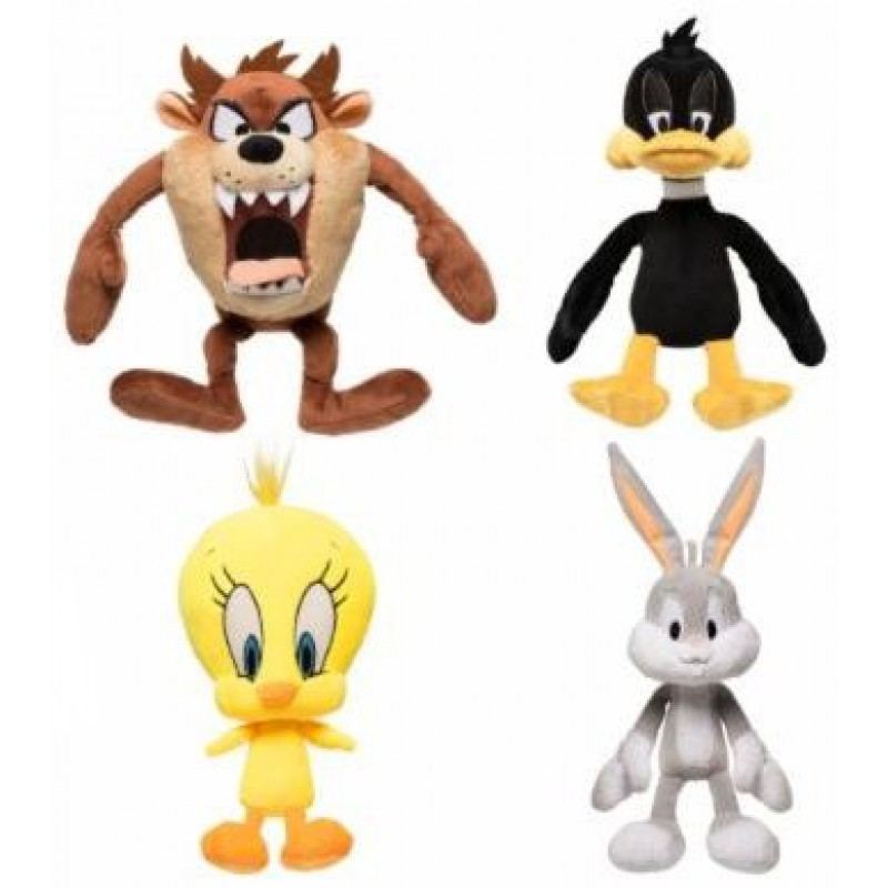 image du jeu Peluche - Looney Tunes - Saturday Morning Cartoons sur AUTRES