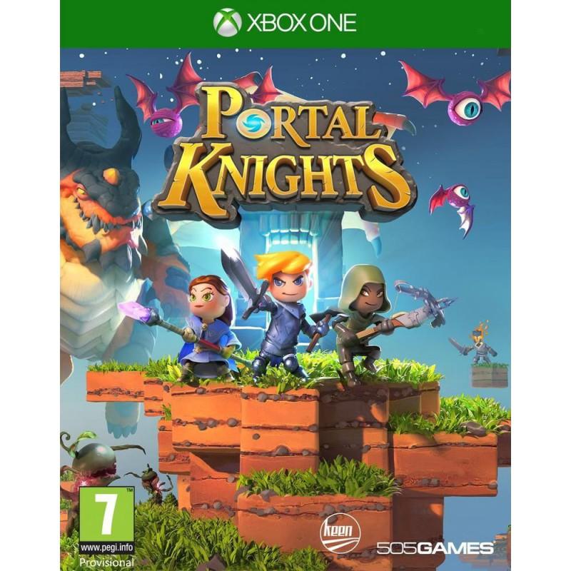 image du jeu Portal Knights sur XBOX ONE