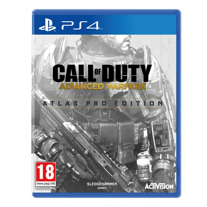Image Du Jeu Call Of Duty Advanced Warfare Atlas Pro Edition Sur PS4