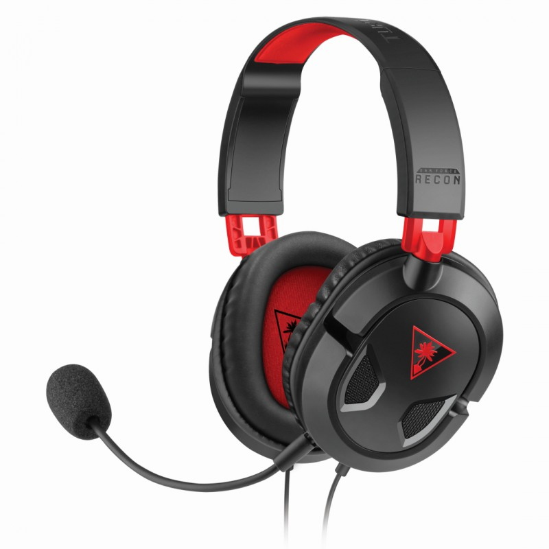 Casque Filaire Turtle Beach Recon 50 Ps4x1pcswitch Switch