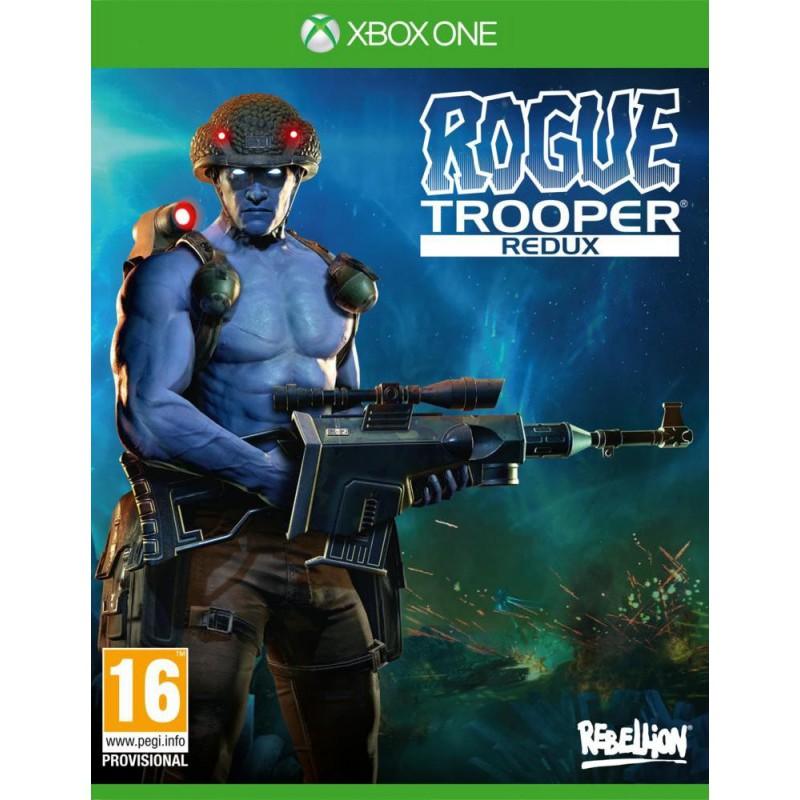 image du jeu Rogue Trooper Redux sur XBOX ONE