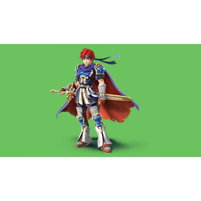 image du jeu DLC - Super Smash Bros Roy (3DS / Wii U) sur 3DS