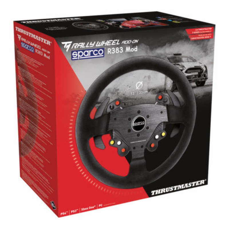 image du jeu Tm Rally Wheel Add_on Sparco R383 Mod Ps4/x1/pc sur PS4