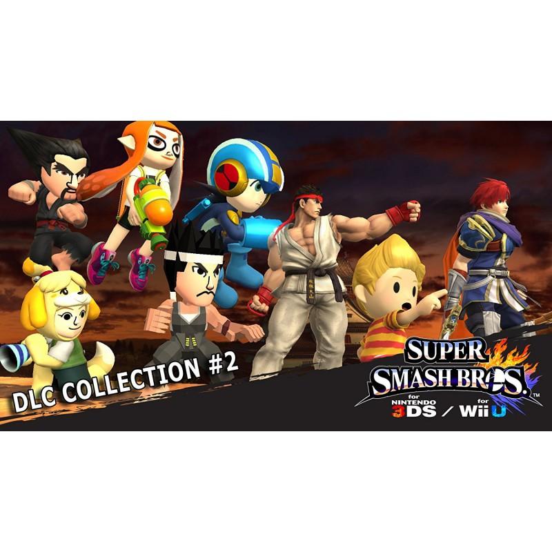 image du jeu DLC - Super Smash Bros. Bundle Collection 2 (3DS / Wii U) sur 3DS