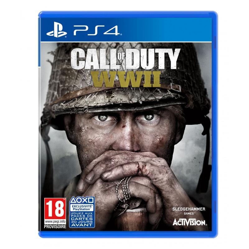image du jeu Call of Duty : WWII sur PS4