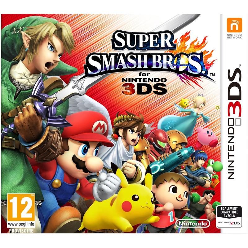 image du jeu Super Smash Bros. pour Nintendo 3DS sur 3DS