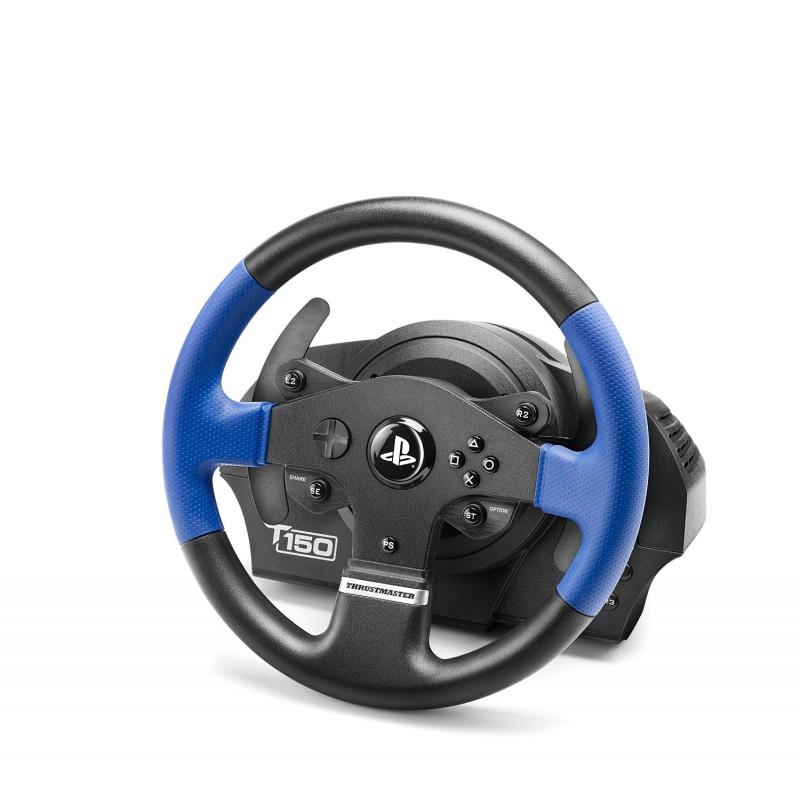 image du jeu Volant Thrustmaster T150 RS Pro - PS4 / PS3 / PC sur PS4
