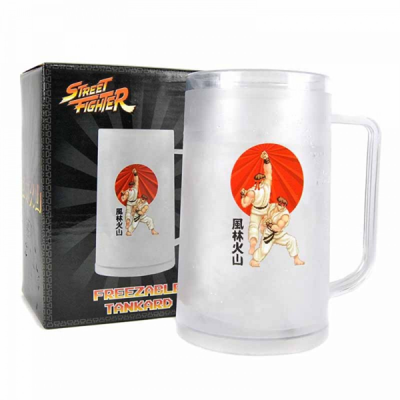 Mug Divers Street Ryu Isotherme Fighter OvnPN80ymw