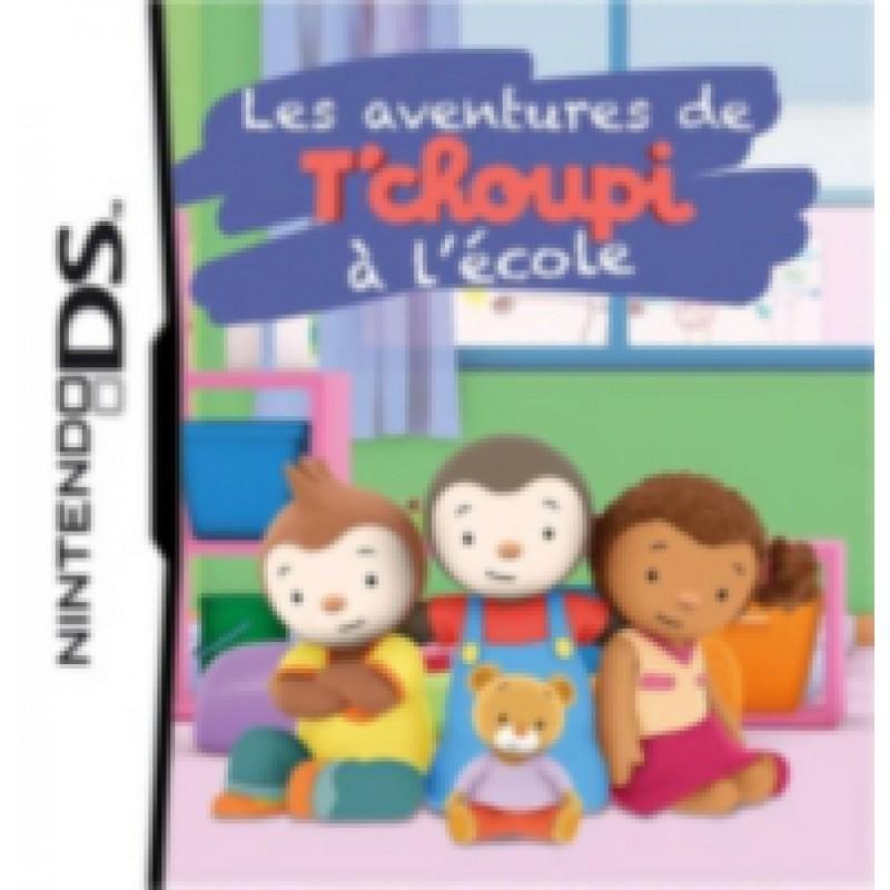 image du jeu T'choupi sur DS